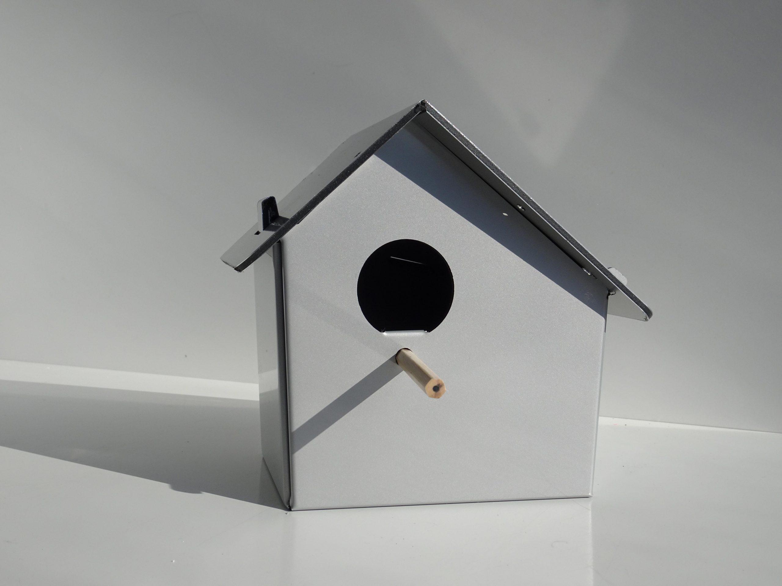 Maison Gris Argent